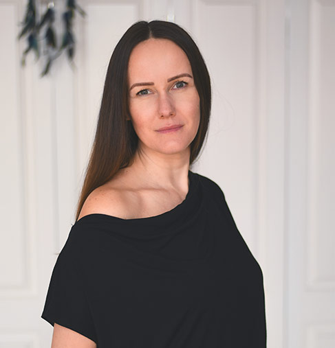 Justyna Szopa - Kontakt - Yoga Place