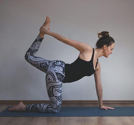Zajęcia w Yoga Place